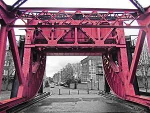 So wird unsere Atlantikbrücke aussehen (Abbildung ähnlich) www.flickr.com/photos/andymag/