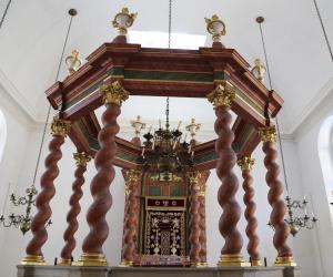Synagoge Ansbach (© by Alexander Biernoth)
