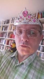 Prinzessinnenreporters Kollege: Oliver Tolmein