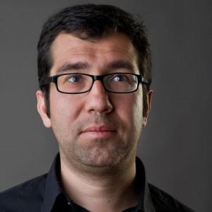 """Wäre gern Chefredakteur von """"Das Nichts"""": Ismail Küpeli"""