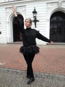 Zeigt Haltung: Prinzessin Marit Foto: Fritz Tietz