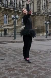 Aus: Prinzessin Marit tanzt die Hamburg-Wahl. Ein Film von Fritz Tietz
