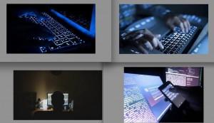 Finster, finster: Screenshot diverser Bilder zum Thema