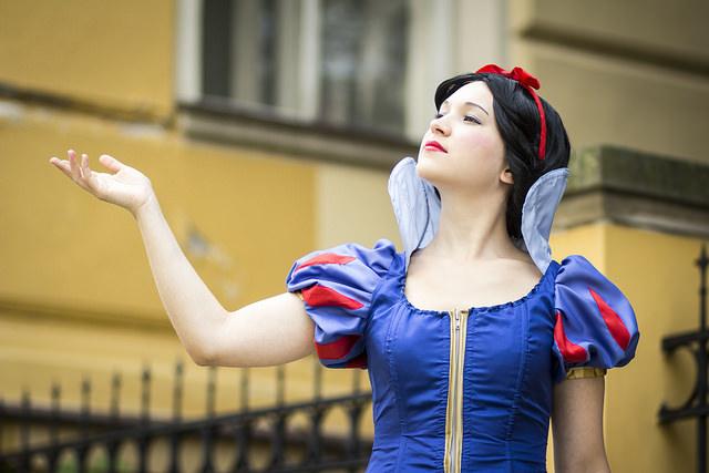 Schönheitsschlaf macht blass und royal (CC Stefan Schubert / Flickr)