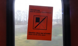 DSC08884 Bahn out of order