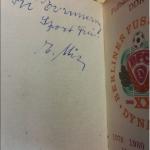 Mielke-Autogramm